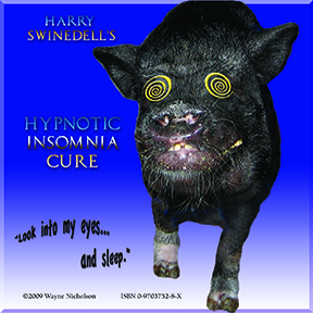 CD: Harry Swinedell's Hypnotic Insomnia Cure