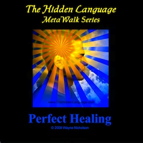 CD: Perfect Healing, Nicholson, W