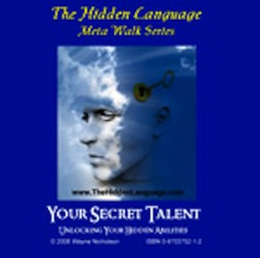 CD: Your Secret Talent, Nicholson, W